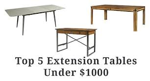Ideas For Expanding Dining Tables Expandable Dining Table Cool Ideas For Expanding Dining Tables