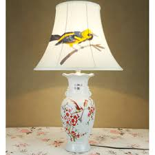 Vintage Table Lamp Shades Exquisite Multi Color Ceramic Fixture Lamp Shade Fabric