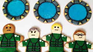 stargate sg 1 cookies nerdy nummies youtube