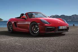 Porsche Boxster 1995 - 2015 porsche boxster gts cayman gts announced automobile magazine