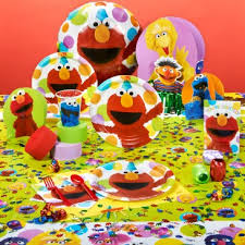 elmo party supplies new sesame elmo party supplies are here thepartyanimal