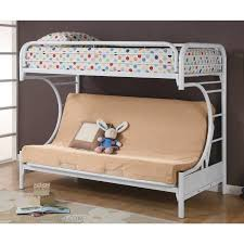 C Bunk Bed Walmart Bunk Beds White Awesome Coaster C Style Futon