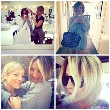 why kaley cucoo cut her hair kaley cuoco hairstyle bob hair