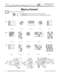 printable math worksheets fractions best of worksheets fractions third grade thejquery info