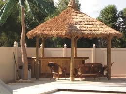 Best  Tiki Hut Ideas On Pinterest Tropical Bar Tables Tiki - Tiki backyard designs