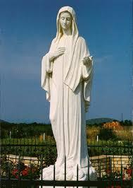 catholic pilgrimages europe our of medjugorje statue europe european town travel catholic