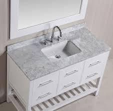 48 Inch Solid Wood Bathroom Vanity by 48