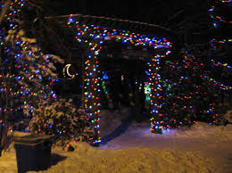 Cheap Christmas Decorations In Calgary by Calgary Christmas Light Displays Christmas Lights In Calgary