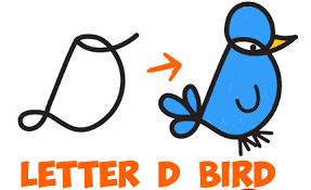drawing birds archives draw step step drawing tutorials