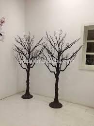 decorative white tree branches home design
