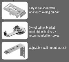 Kirsch Drapery Hardware Parts How To Select Somfy Motorized Track