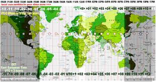 utc zone map zones utc gmt 2 eastern european
