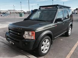 lifted land rover lr3 f s 2006 lr3 discovery 3 hse expedition ready 130 000miles