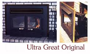 Air Tight Fireplace Doors by Heat Exchangers Country Hearth Toledo Ohio