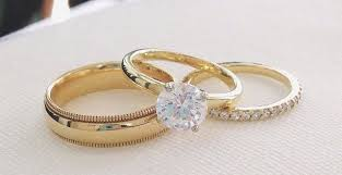 gold wedding rings simple gold wedding rings wedding promise diamond engagement