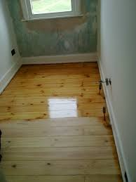 filling wood floor gaps before and after floors sanded gap filled and oiled in kingston