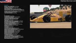 It Support Manager F1 2013 Credits Youtube