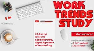 adecco si e social il futuro lavoro tra social recruiting web reputation e