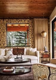 deco maison rustique magnifique maison de campagne au cœur de la nature verdoyante