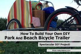 Build Your Own Home Kit by Bicycle Trailer2 Instructables Com Jpg