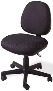 desk chair without arms office chair without arms crafts home