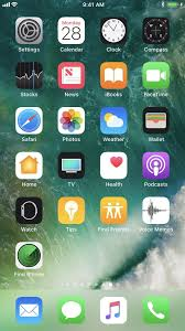 every icon change apple made on your home screen in ios 11