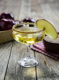 green apple martini recipe seasonal sip caramel apple cocktail hgtv