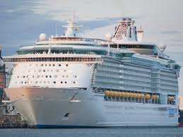 galveston welcomes largest cruise ship to set sail from