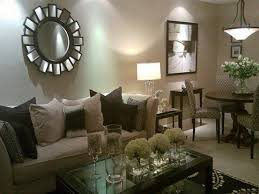 living room decorative wall mirrors living room worthy