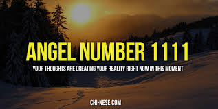 number 1111 and its spiritual meaning significance of