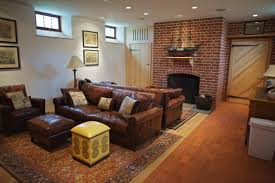 how to decorate the basement for your family interior decorating