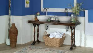 bathroom handsome white wainscoting ideas behind the closet and