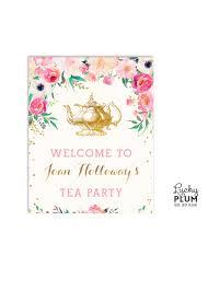 kitchen tea party invitation ideas tea party welcome sign high tea welcome sign kitchen tea