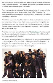 Bad Boy Records Combs Enterprises New Documentary Gives Inside Look Behind