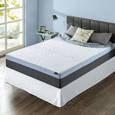 Bed Frame Set Therapy Gel Infused Memory Foam 12 Elite Mattress