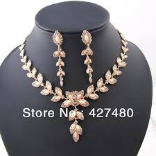 fashion pearl necklace set images 2018 2014 fashion christmas gifts african jewellery set 18k gold jpg