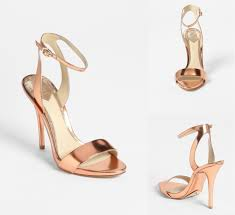 wedding shoes next gold strappy wedding shoes