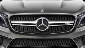 mercedes grill any non amg owner changed the front grill to amg mercedes gla forum