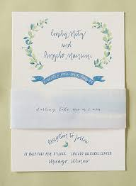 chicago wedding invitations design custom wedding invitations and gift registry