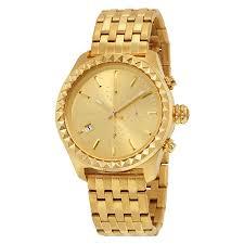 diesel kray kray gold tone dial unisex watch dz5486 diesel