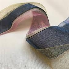 organdy ribbon sheer ribbons macculloch wallis