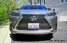 lexus lx turbo hybrid 2015 lexus nx200t f sport awd review
