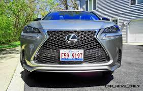 lexus nx 0 to 60 2015 lexus nx200t f sport awd review