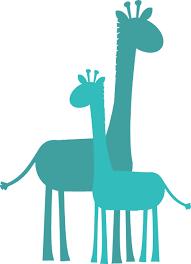baby shower giraffe baby shower giraffes clip at clker vector clip