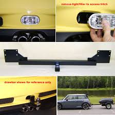 we offer hitches for all mini models including the mini cooper
