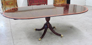stickley mahogany dining table laurel auction inc laurel maryland april 28 29 2016 sales