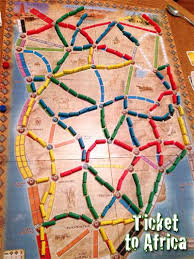 africa map review review of ticket to ride map collection 3 the of africa