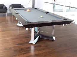 glass pool table living room modern with bar table contemporary