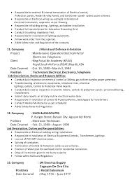 Emt Job Description Resume by Roncan New Cv From Current To Old 1