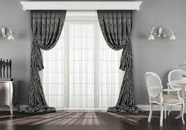 Black And White Modern Curtains 15 Modern Curtains Design To Make You Say Wow